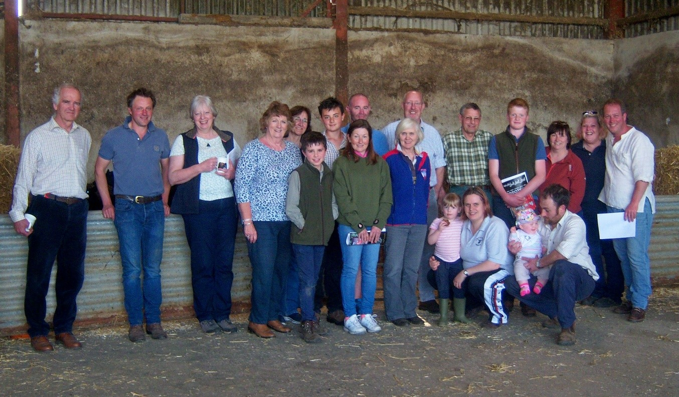 Southern Zwartbles Clipping Day